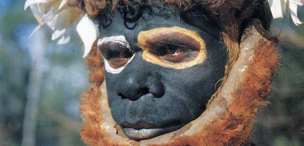 Artkids Atelier, atelier d'arts plastiques, photo d'aborigène