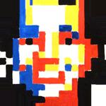 Artkids Atelier, Mondrian - cours d'arts plastiques