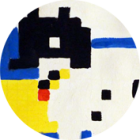 Artkids Atelier, activités, Mondrian