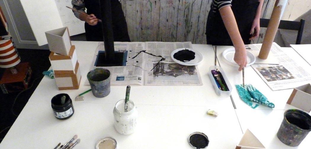 Artkids Atelier, un atelier créatif pour les enfants de 6 à 13 ans.
