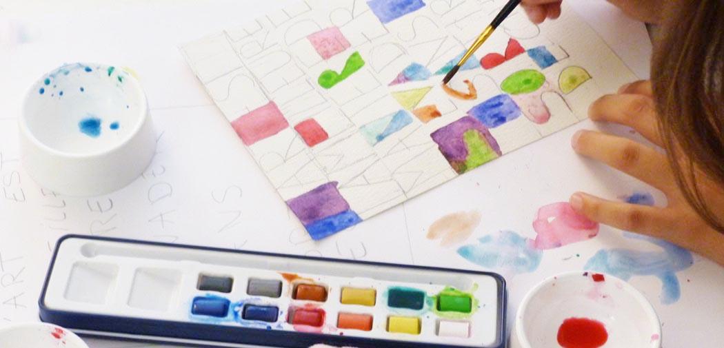 Artkids Atelier, atelier créatif pour les anfants de 6 à 13 ans