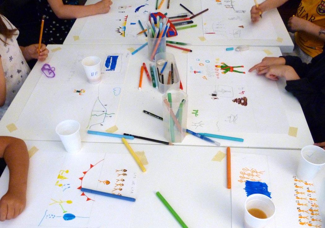 Artkids atelier créatif pour les enfants
