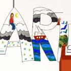 Artkids-atelier, séance Art juif, arts plastiques art créatif pour enfants
