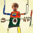 Artkids-atelier, séance Mangas, arts plastiques art créatif pour enfants