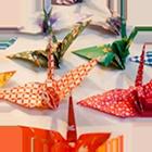 Artkids-atelier, séance Japon origami, arts plastiques art créatif pour enfants