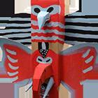 Artkids-atelier, séance totem tlingit, arts plastiques art créatif pour enfants