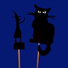 Artkids atelier, workshop, arts plastiques pour les enfants, artclass, chat noir