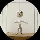 Artkids atelier, workshop, arts plastiques pour les enfants, artclass, giacometti