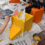 Artkids atelier activités pour enfants arts plastiques créativité paris 75007 dogon