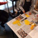 Artkids atelier activités pour enfants arts plastiques créativité paris 75007 expressionnisme