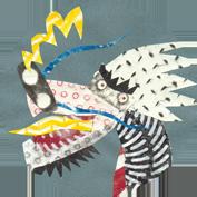 Artkids atelier, workshop, arts plastiques enfants, artclass, chine estampage